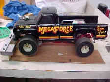 """Megaforce"" Tonka 4x4"